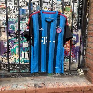 Bayern Münich Soccer Jersey